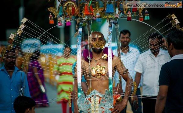 """جشنواره مذهبی """"تایپوسام"""""""