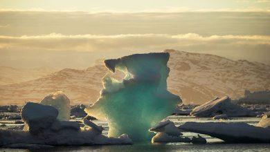 تغییرات آبوهوایی
