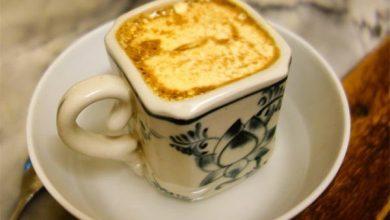 قهوه تخم مرغی