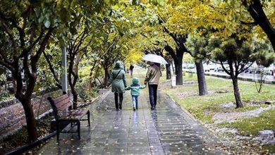 میانگین بارش