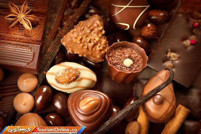 غذای بلژیکی