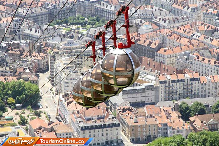 تله کابین در فرانسه