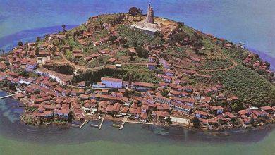 جزیره «جنیتزیو»