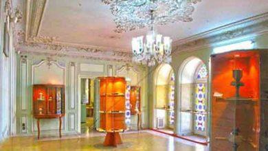 موزه قصرآینه یزد