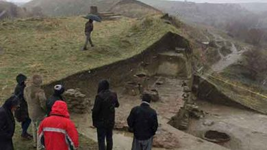تپه ها و محوطه های باستانی