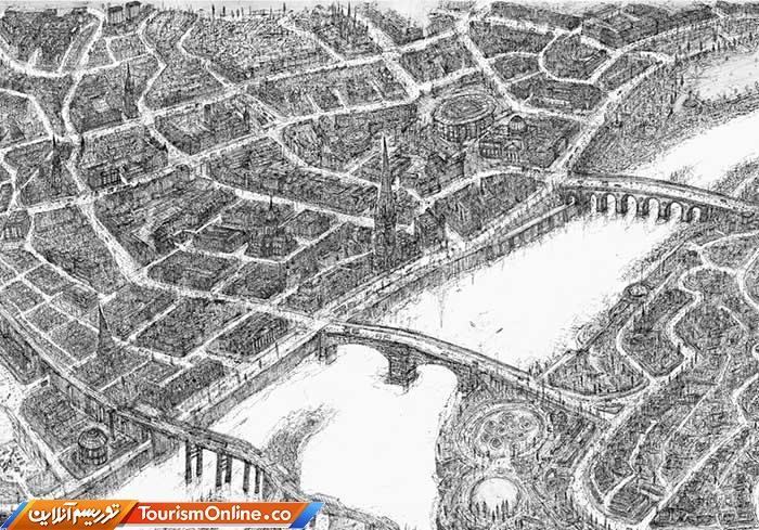 نقشه شهری