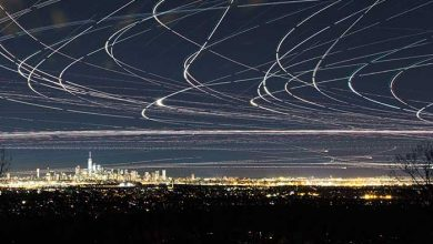 نور هواپیما