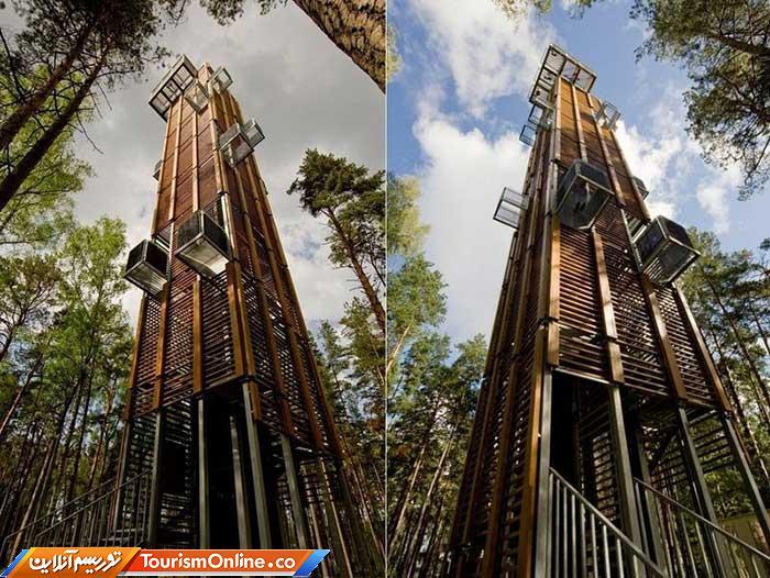 برج های دیدبانی