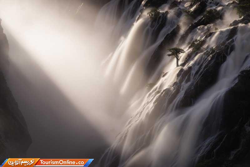 آبشار زیبای روآکانا