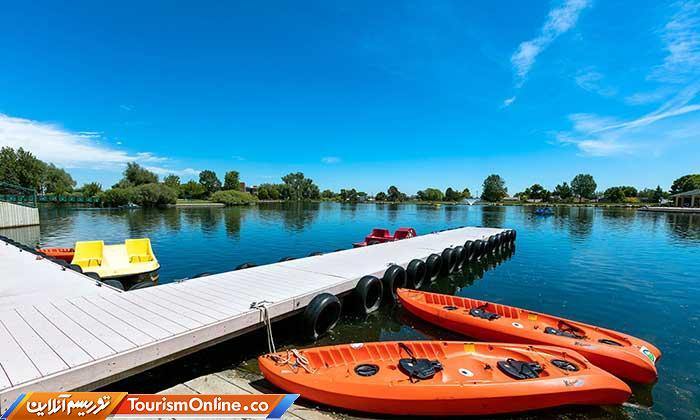 دریاچه وبستر