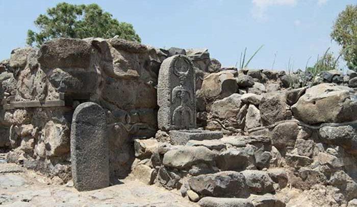 دروازه شهر باستانی