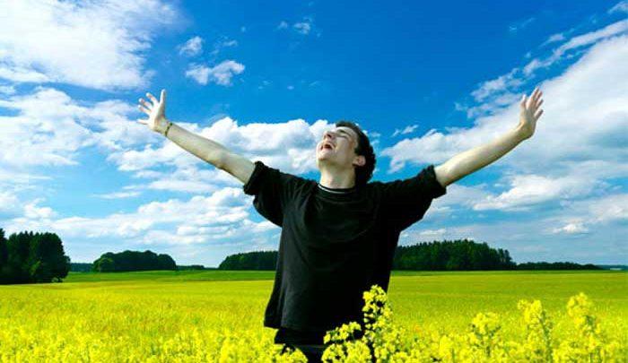 شادی و شاد زیستن