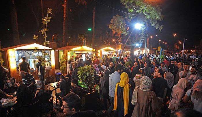 زندگی شبانه تهران