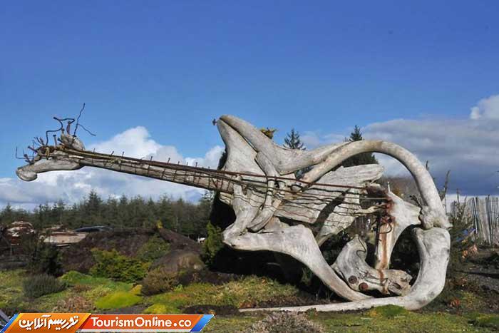 مجسمه های ساحلی