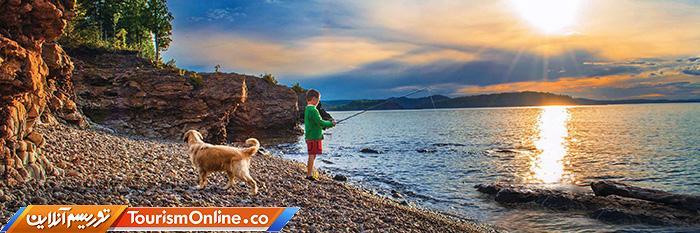 دریاچه هیوران