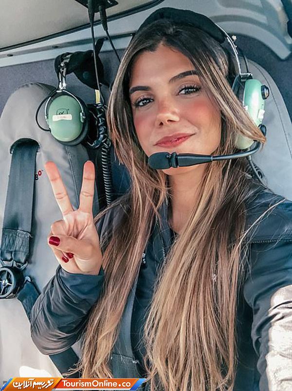 خلبان هلیکوپتر