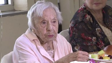مسن ترین زن جهان