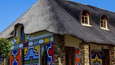 معماری آفریقا