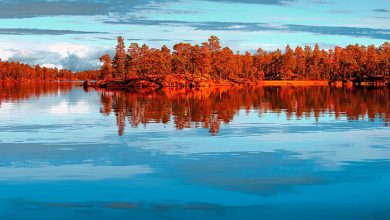 زیباترین دریاچه های جهان