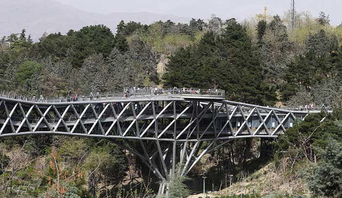 پل طبیعت/ اراضی عباس آباد