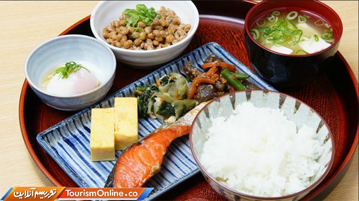 صبحانه آسیایی