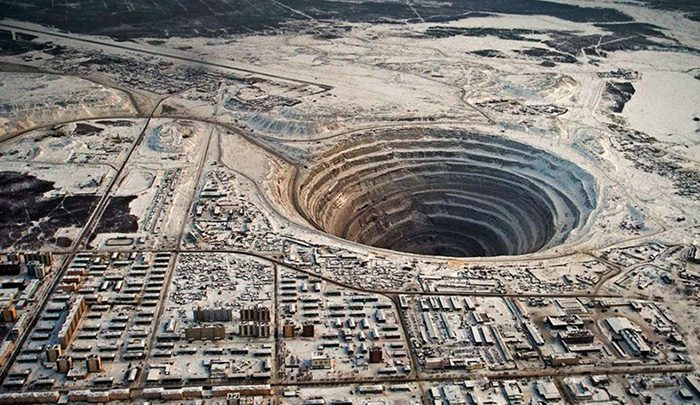 معدن الماس