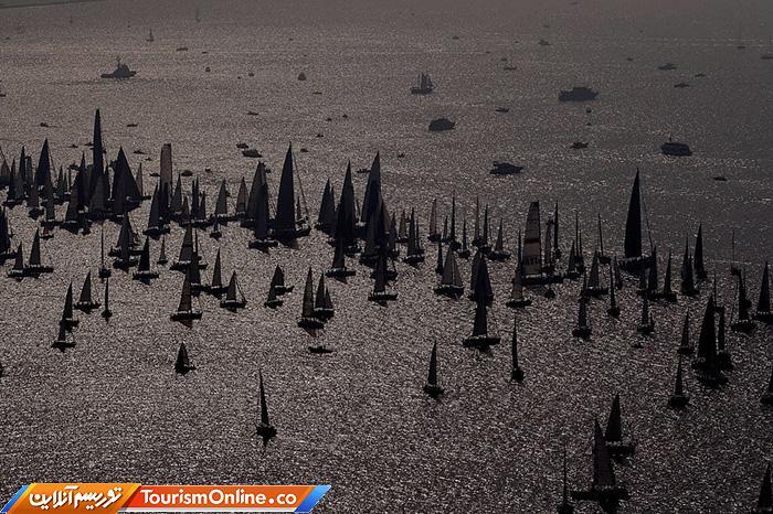 بزرگترین رقابت قایقرانی جهان