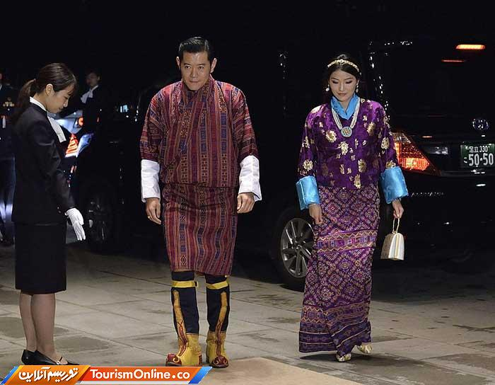 امپراتور و ملکه ژاپن