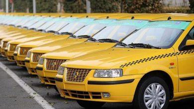 تاکسی های درون شهری