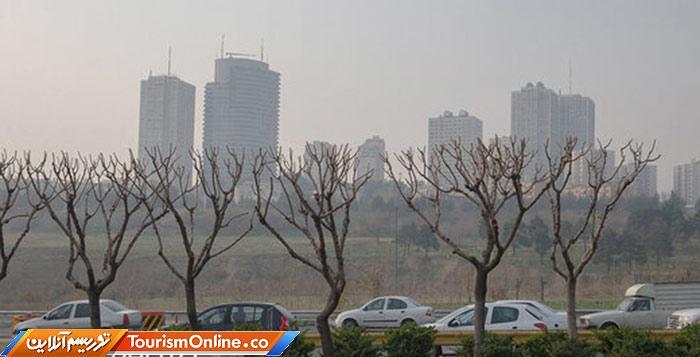 هوای شهر تهران