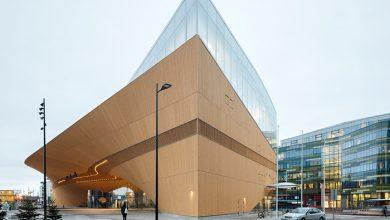 کتابخانه مرکزی هلسینکی