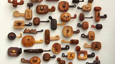 صنایع دستی چوبی