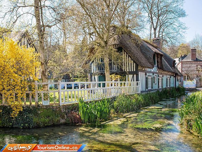 زیباترین روستاهای فرانسه
