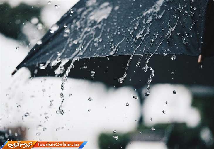 بارش ها پراکنده
