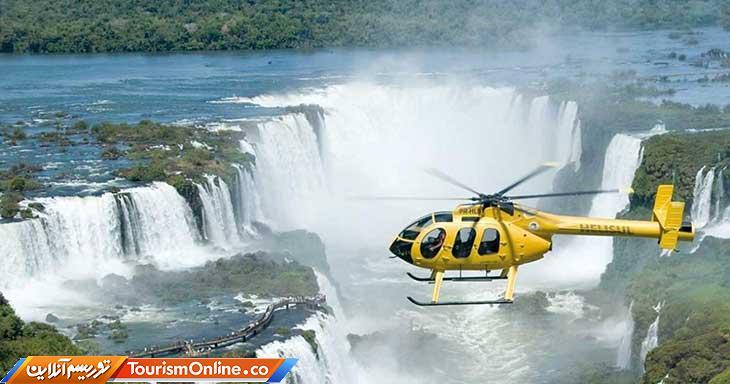 تفریحات آبشار ایگواسو