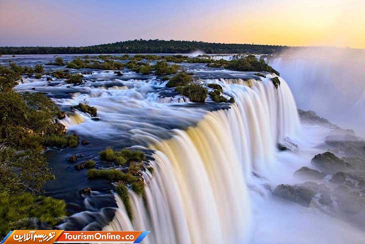 آبشار رویایی ایگواسو