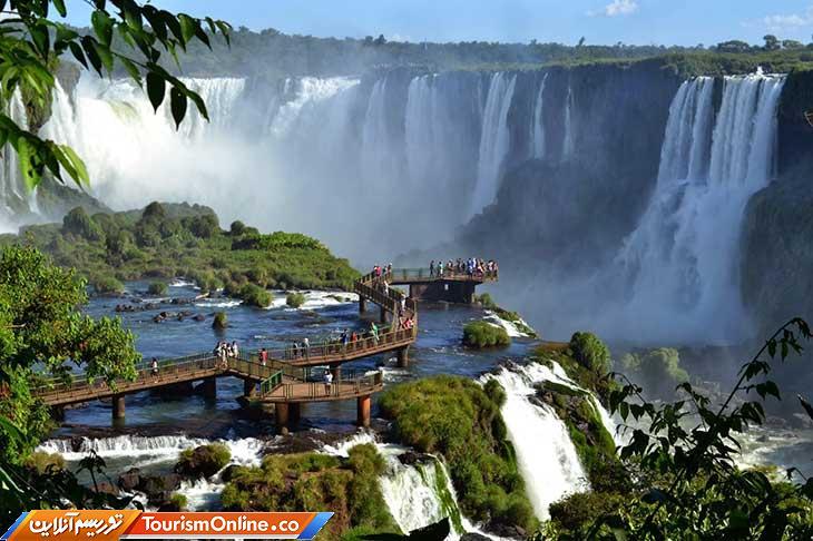 آبشار شگفت انگیز ایگواسو