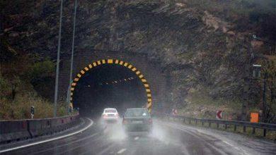 جاده باران