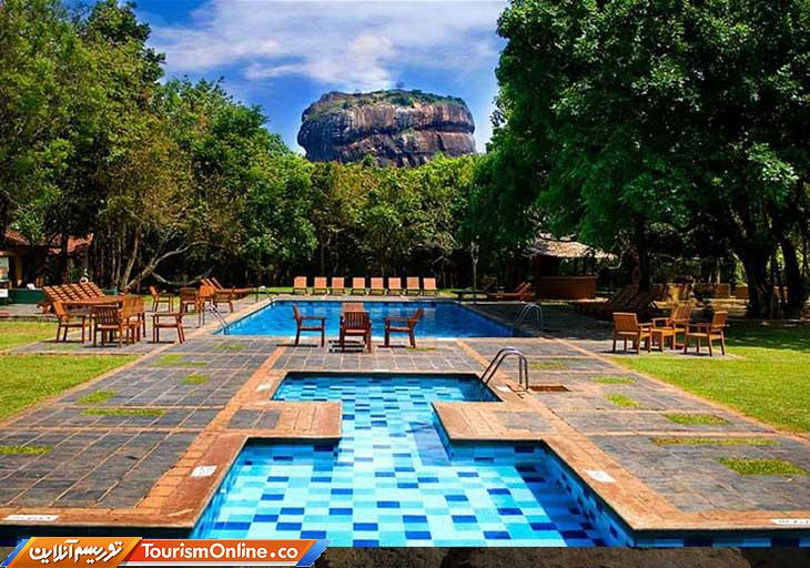 سریلانکا صخره شیر