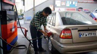 بنزین تیرماه