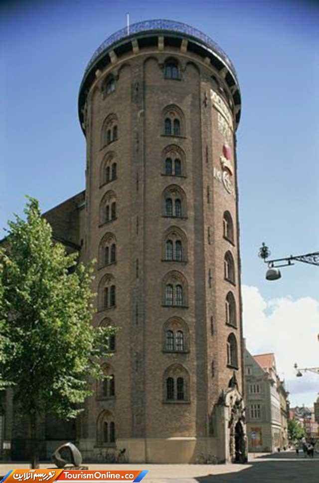برج مدور