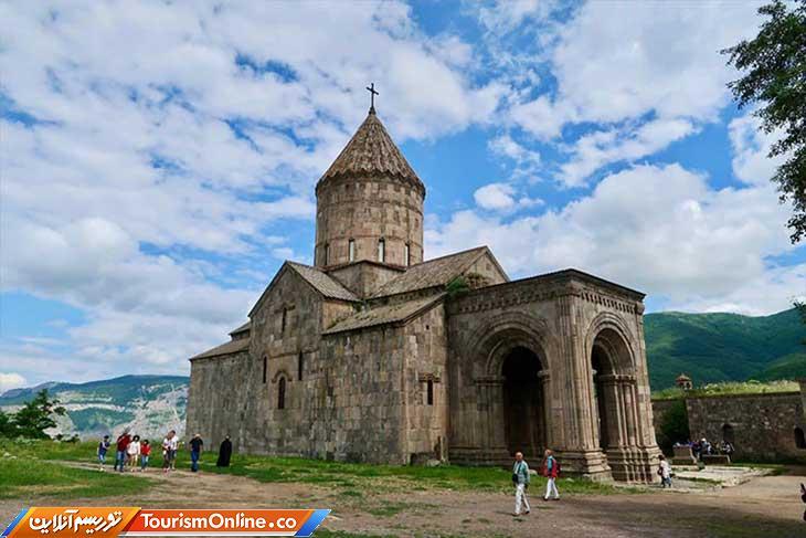 صومعه تاتو ارمنستان