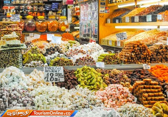 غذای ترکیه