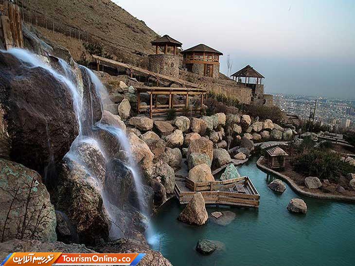 آبشار مصنوعی تهران