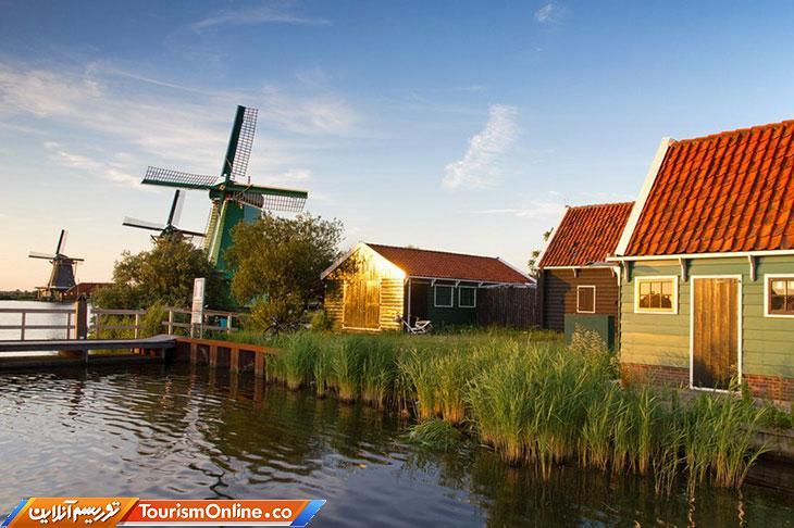 آسیابهای هلند