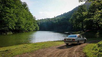 دریاچه چورت میانشه