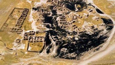 کشف باستانی فلات مرکزی