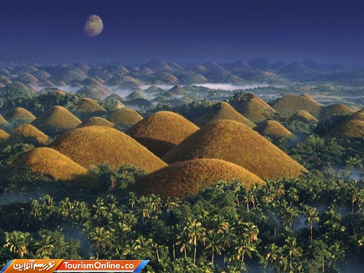 جزیره بوهول فیلیپین