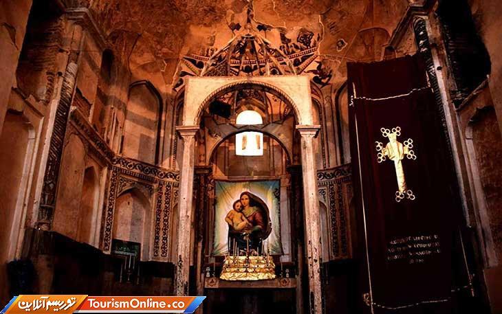 کلیسا جلفا آذربایجان غربی