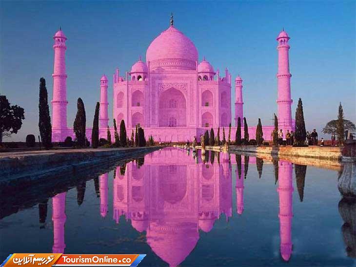 تاج محل هند